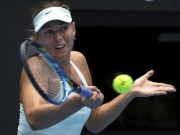 Sharapova - Begu: 4 break ngoạn mục, giật vé ngỡ ngàng (Vòng 1 Thiên Tân)