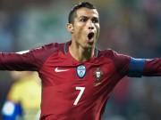 """Siêu sao châu Âu giành vé World Cup 2018: Isco thăng hoa đấu Ronaldo  """" cắt kéo """"  siêu phàm"""