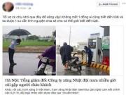 """Công nghệ thông tin - Dân mạng """"phát sốt"""" với hình ảnh TGĐ trạm xăng dầu cúi đầu chào khách"""