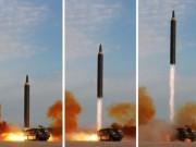 """Thế giới - Triều Tiên phóng """"mưa tên lửa"""" đón đại hội đảng của Trung Quốc?"""