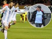 Bóng đá - Messi - Argentina bỗng tuyệt đỉnh thăng hoa: Nhờ phù thủy làm phép?