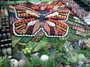 Thị trường - Tiêu dùng - Ai cũng muốn đi tới chợ rau củ này vì nó đẹp như tranh nghệ thuật