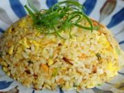 Ẩm thực - Tuyệt chiêu làm món cơm rang vàng ruộm siêu ngon cho bữa sáng