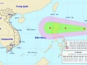 Tin tức trong ngày - Biển Đông sắp đón bão mạnh, hướng thẳng vào miền Trung