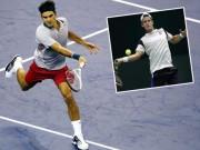 Federer - Schwartzman: Đẳng cấp giao bóng như thần