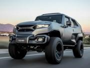 Tin tức ô tô - Soi kỹ siêu SUV Rezvani Tank giá 4 tỷ đồng