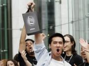 64% người dân Mỹ sở hữu trong tay một thiết bị của Apple