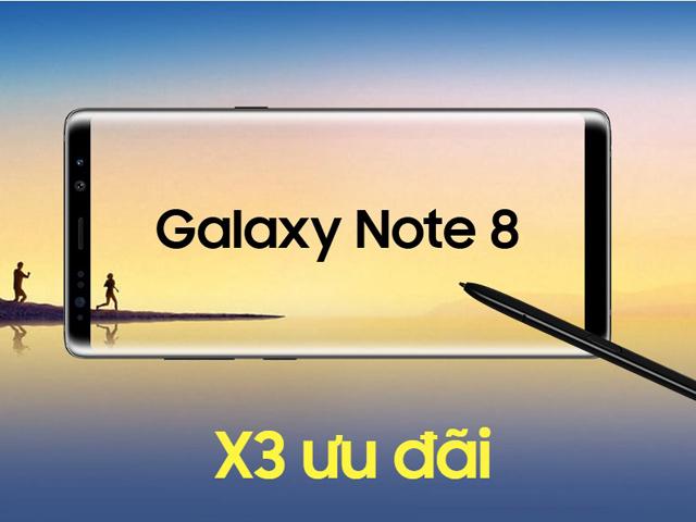 Galaxy Note 8 mở khóa 2 SIM đang được giảm hơn 3,6 triệu đồng - 3