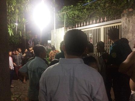Nghi án người phụ nữ bị sát hại ở vùng ven Sài Gòn - 1