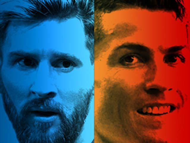 Messi nhắm vô địch World Cup, Ronaldo vượt mặt bằng 10 cúp