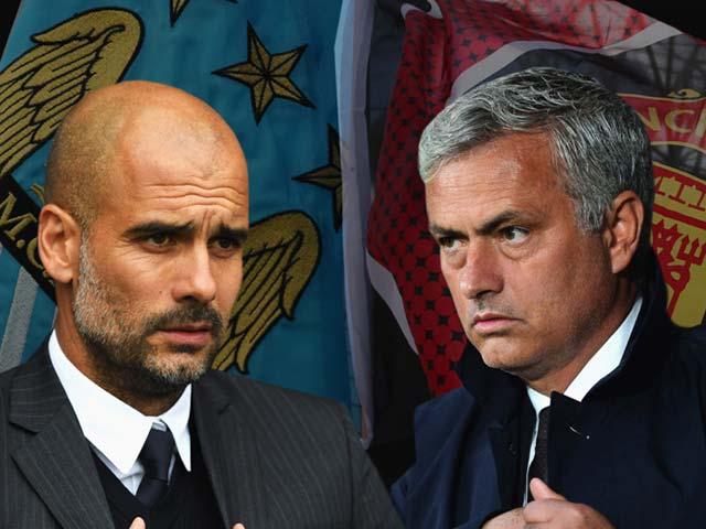 """MU đua Man City: """"Người quyến rũ"""" Pep và """"Gã phản diện"""" Mourinho 4"""