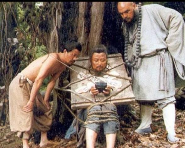 Những hình ảnh hiếm của đoàn làm phim Thủy Hử 1998 - ảnh 6