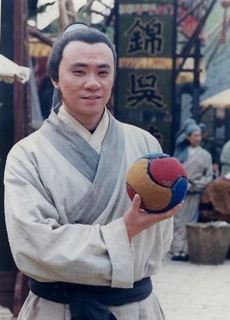 Những hình ảnh hiếm của đoàn làm phim Thủy Hử 1998 - ảnh 5