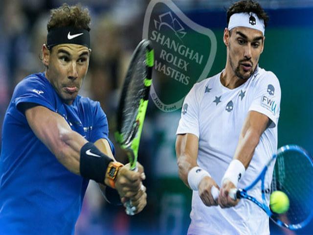 Federer - Dolgopolov: Chiến thắng kiểu tốc hành (Vòng 3 Thượng Hải Masters) 2