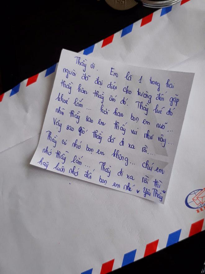 Xúc động lời cảm ơn của nhiều thế hệ học sinh gửi đến PGS Văn Như Cương - 6