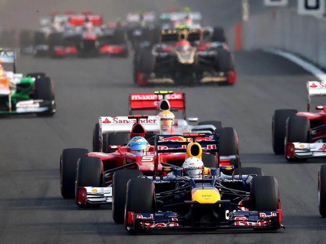 Đường phố Việt Nam có thể dùng để đua xe F1? - ảnh 1