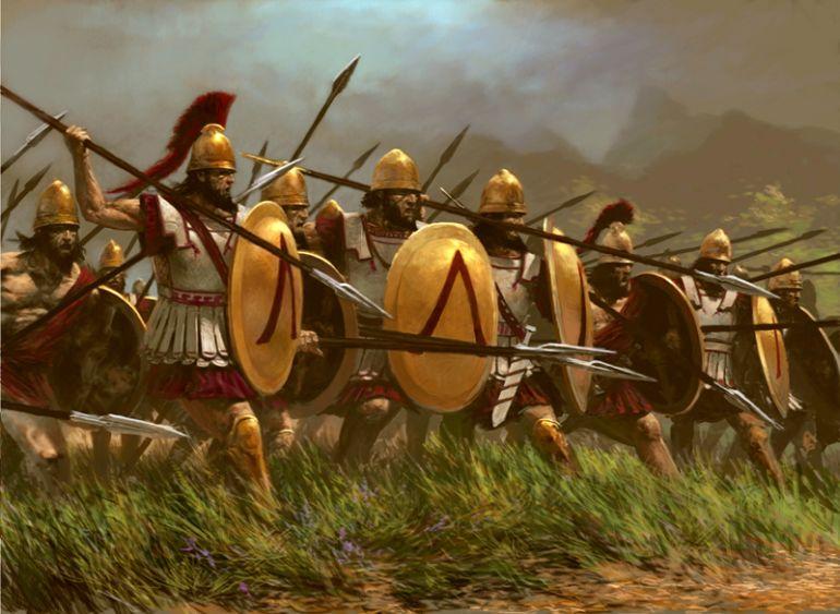 Vị vua huyền thoại dùng 300 người đánh 1 triệu quân Ba Tư - ảnh 3