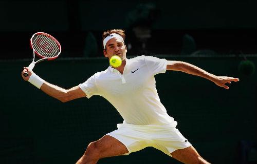 Chi tiết Federer - Dolgopolov: Chiến thắng nhẹ nhàng (KT) 6
