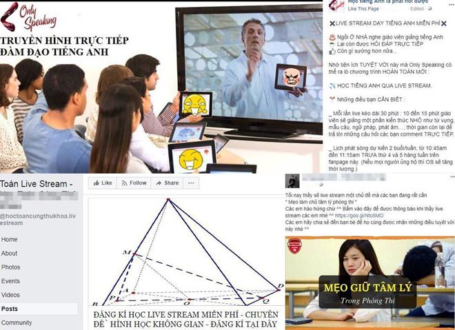 Bí kíp học online trên Facebook siêu tiết kiệm với 4G MobiFone - 1