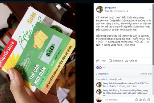 Ghép chữ trúng vàng: Trào lưu đang hot trên mạng xã hội - ảnh 5