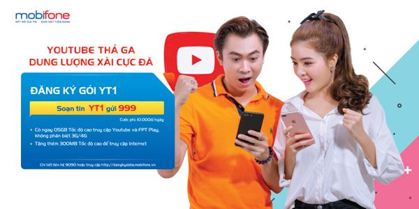 Học trực tuyến, kiếm tiền trên Youtube bằng 4G MobiFone siêu tiết kiệm - ảnh 2