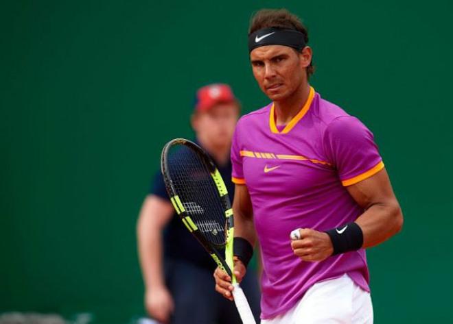 """Nadal - Fognini: Tung đòn sấm sét diệt """"khắc tinh"""" (Vòng 3 Thượng Hải Master) 1"""