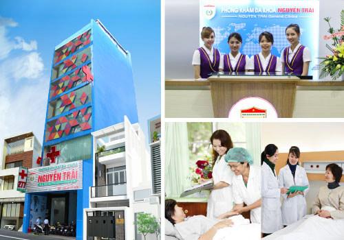 Phòng Khám Đa Khoa Nguyễn Trãi – Nơi khám chữa bệnh đáng tin cậy tại TPHCM - ảnh 1