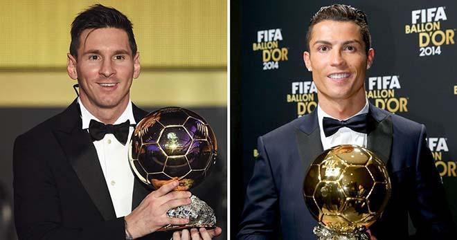 """Ronaldo không giành Bóng vàng là tội ác: Triệu fan gọi tên CR7, """"khinh"""" Messi - 2"""