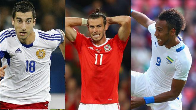 """Siêu đội hình nửa tỷ euro lỗi hẹn World Cup: Bale """"bắt cặp"""" SAO MU 1"""