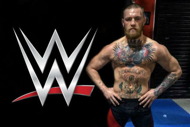 "Tin HOT thể thao 12/10: McGregor ""lấn sân"" WWE 1"