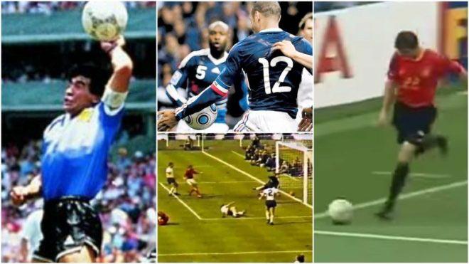 """""""Vết nhơ"""" World Cup, nghi án Falcao dàn xếp: Bàn tay ma"""" Henry & rạch mặt ăn vạ - ảnh 2"""