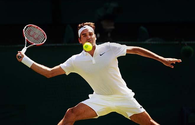 Federer - Dolgopolov: Chiến thắng kiểu tốc hành (Vòng 3 Thượng Hải Masters) 1