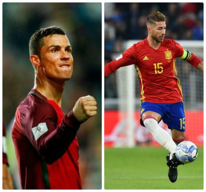 """Messi - Ronaldo chờ đấu người quen, dễ có """"bảng tử thần"""" World Cup 2018 - 2"""