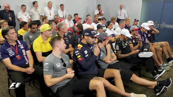 """Đua xe F1: """"Giao tiếp"""" bằng Facebook, đế chế thể thao cuốn hút trở lại 4"""
