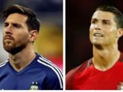 """Bóng đá - Messi - Ronaldo chờ đấu người quen, dễ có """"bảng tử thần"""" World Cup 2018"""