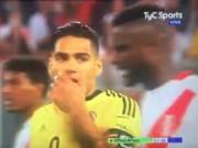 Vết nhơ  World Cup: Falcao thừa nhận gạ  dàn xếp , Mỹ tức tưởi bàn thắng ma