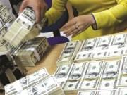 Mua thêm 3 tỉ USD, dự trữ ngoại hối lập kỷ lục mới