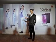 Rocker Nguyễn trở thành Đại sứ hình ảnh cho Huawei nova 2i