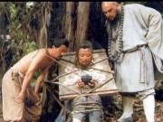 """Những hình ảnh hiếm của đoàn làm phim  """" Thủy Hử 1998 """""""