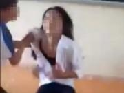 Tin tức trong ngày - Thông tin mới nhất vụ nữ sinh đánh bạn, xé toang áo, hở cả nội y