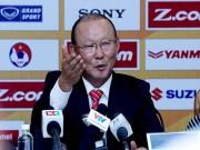 """HLV Park Hang Seo ngồi ghế nóng ĐT Việt Nam: Điều khoản  """" bí mật """""""