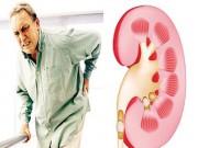 Tin tức sức khỏe - Đi tiểu 2 lần/1 đêm – con đường ngắn nhất dẫn đến suy thận