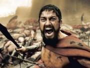 """Vị vua huyền thoại dùng 300 người đánh  """" triệu """"  quân Ba Tư"""