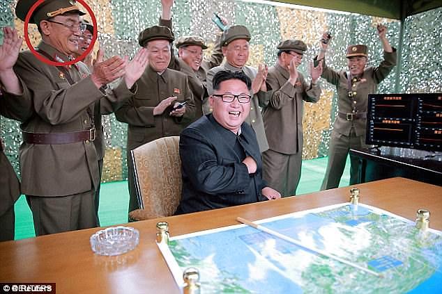 """""""Ông trùm"""" tên lửa Triều Tiên bất ngờ biến mất - ảnh 1"""