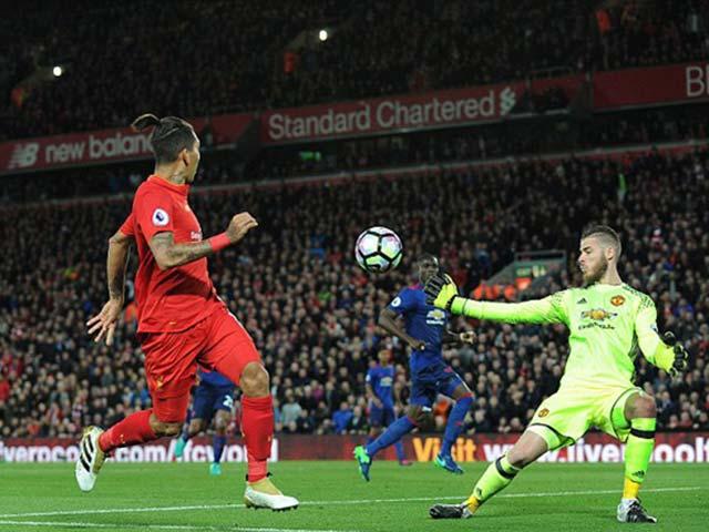 """Họp báo Liverpool - MU: Mourinho đá """"9 tiền đạo"""" giành 3 điểm, lo Klopp bị sa thải 5"""