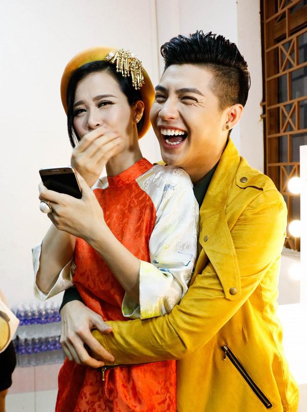 Noo Phước Thịnh đáp trả tin đồn bất hòa với Đông Nhi, dựng chuyện yêu Tú Anh - ảnh 3