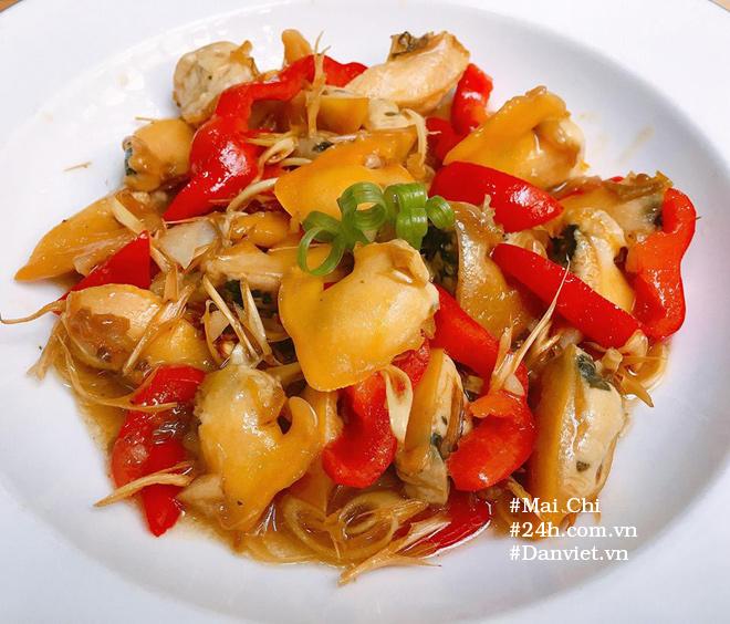 Phát thèm bữa cơm có hải sản và thịt ếch chưa đến 60.000 đồng - ảnh 2