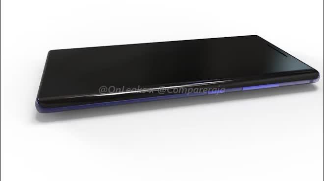 Nokia 9 lộ ảnh với viền benzen siêu mỏng, bỏ giắc cắm tai nghe