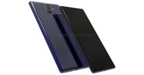 Nokia 9 lộ ảnh với viền benzen siêu mỏng, bỏ giắc cắm tai nghe - ảnh 1