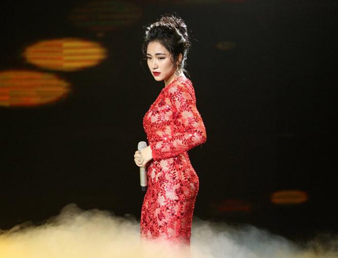 Lần đầu hát Bolero, Hoà Minzy gây sốt cộng đồng mạng - ảnh 1